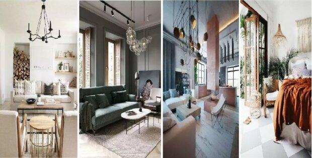 Ženský psychologický test: Který interiér bytu se vám líbí nejvíce, taková jste hospodyňka