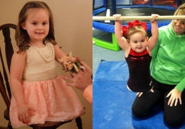 Osmiletá holčička narozená bez nohou překvapila každého a stala gymnastkou: Jak to dokázala