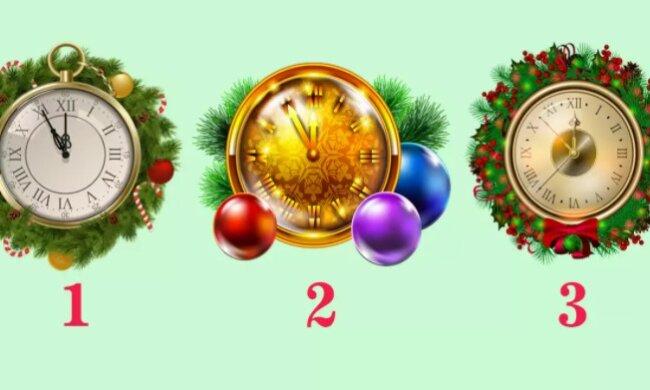 Psychologický test: vybrané silvestrovské hodiny určí váš psychický věk