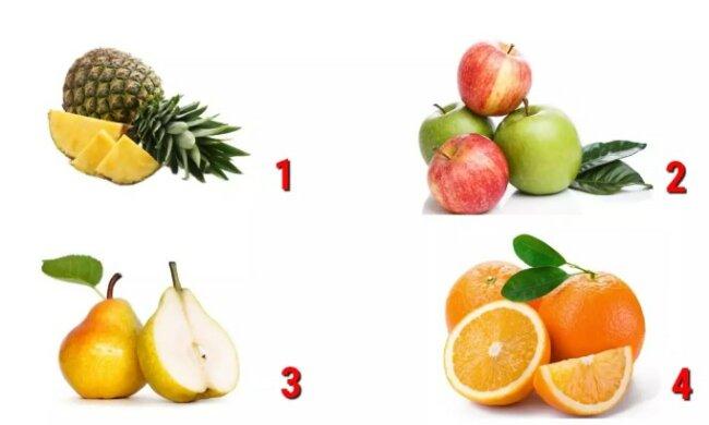 Rychlý test: vaše oblíbené ovoce vám řekne o vaší osobnosti