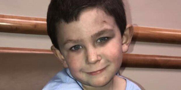 Pětiletý chlapec zachránil svou sestru před ohněm. Vrátil se i pro psa