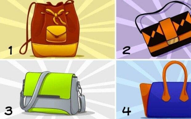 """Test """"psychologie barvy"""": vyberte si kabelku, která se vám líbí a dozvíte se o sobě něco nového"""