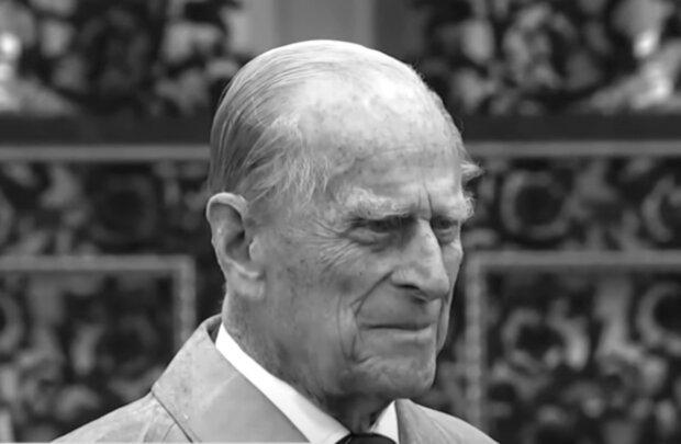 Princ Philip. Foto: snímek obrazovky YouTube