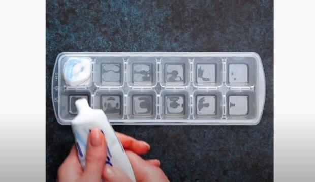 Proč dát zubní pastu do mrazáku: japonská vychytávka