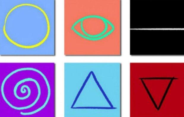 Test: Vyberte symbol, který se vám líbí a zjistěte, jak vás vidí jiné lidé