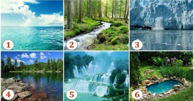 Vyberte si rybník, který se vám líbí, a zjistíte o sobě hodně nového