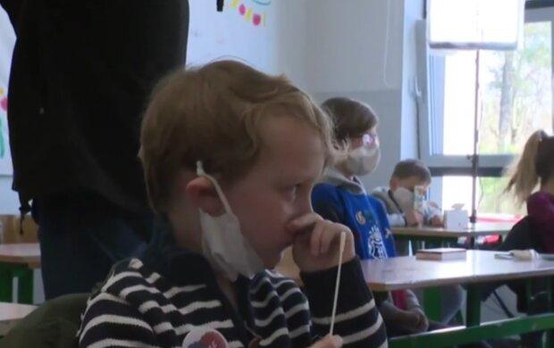Děti. Foto: snímek obrazovky YouTube