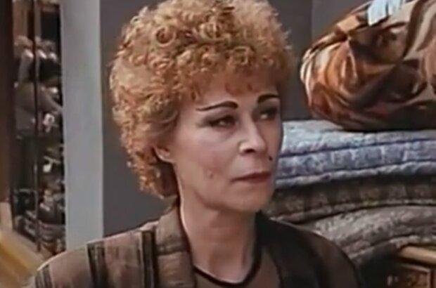 Jana Andresíková. Foto: snímek obrazovky YouTube