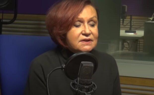 Petra Janů. Foto: snímek obrazovky YouTube