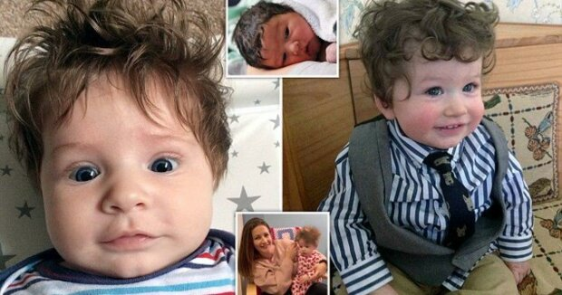 Jedna matka porodila unikátní syny, které překvapili i porodní asistentky