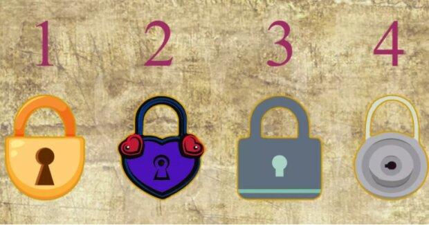 Psychologický test: vybraný zámek, který chcete otevřít, odhalí tajnou stránku vašeho podvědomí